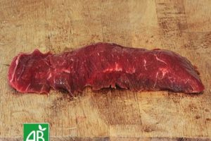 Bavette de bœuf bio