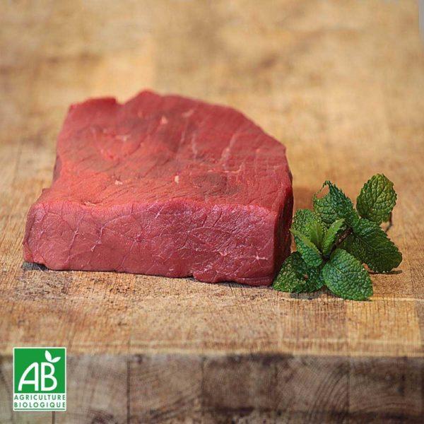 Pavé de bœuf bio