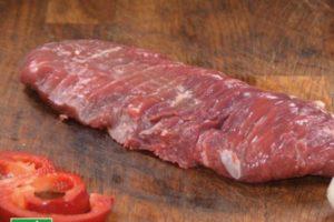 Hampe de bœuf bio